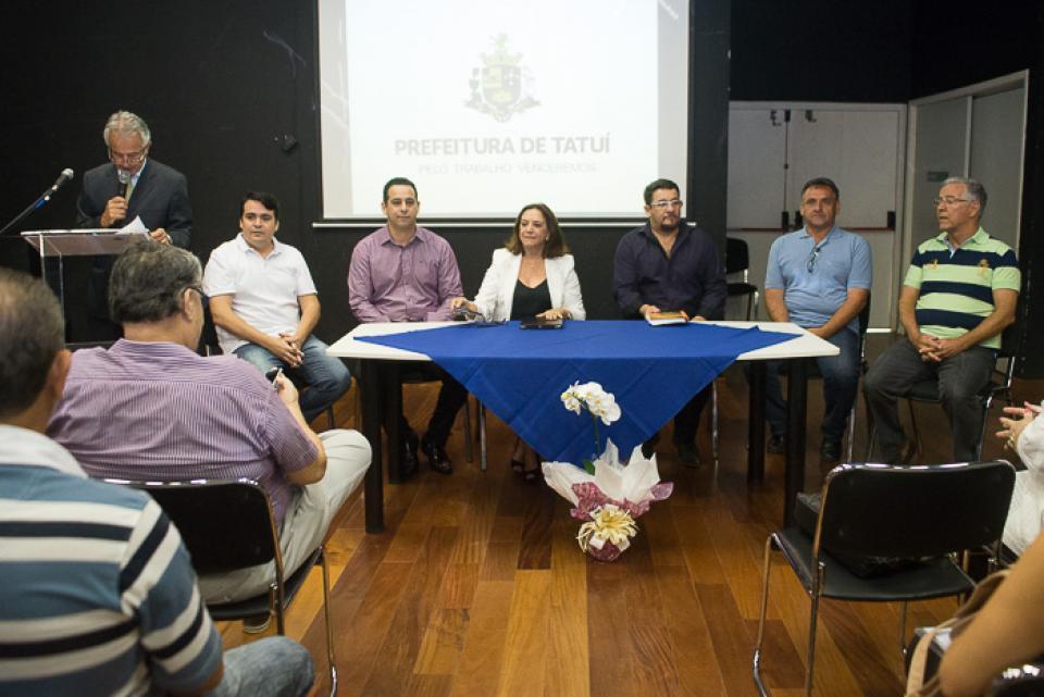 REUNIÃO COM ENTIDADES DISCUTE O MARCO REGULATÓRIO DO TERCEIRO SETOR