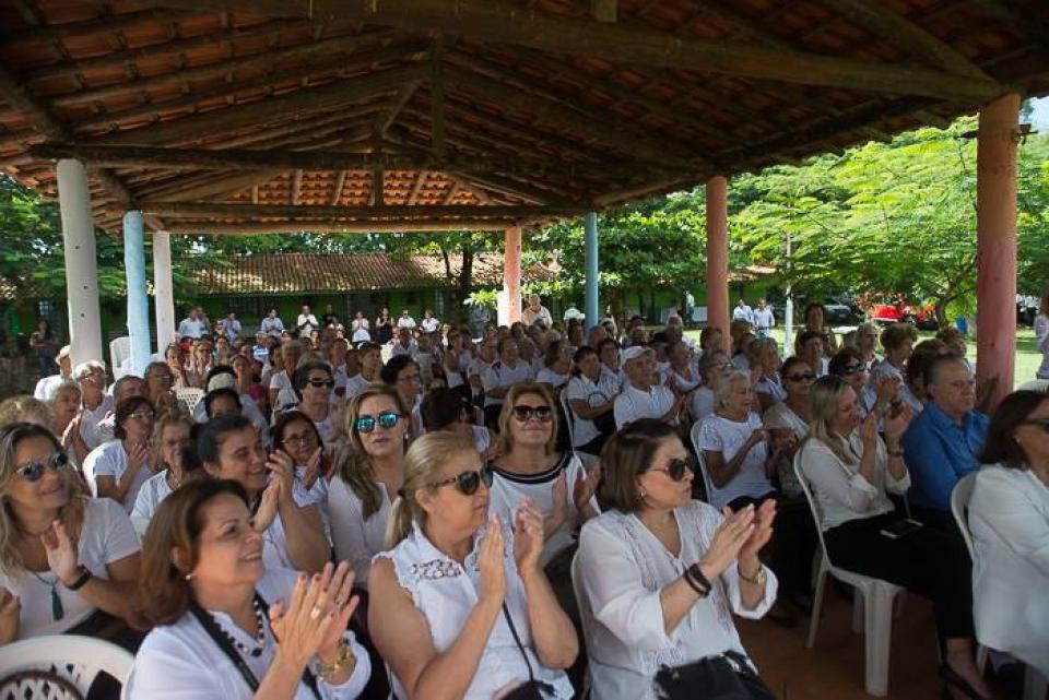 PROJETO ENVELHECER COM QUALIDADE DE  VIDA INICIA ATIVIDADES COM 180 IDOSOS