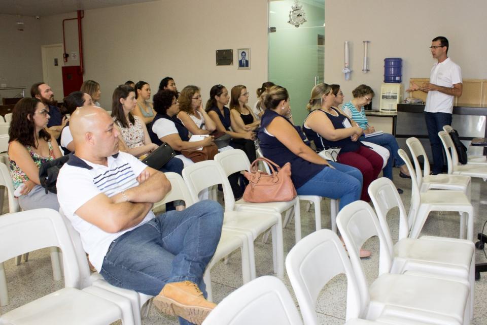 ACOLHIMENTO COM CLASSIFICAÇÃO DE RISCO É TEMA DE CAPACITAÇÃO PARA ENFERMEIROS DE TATUÍ