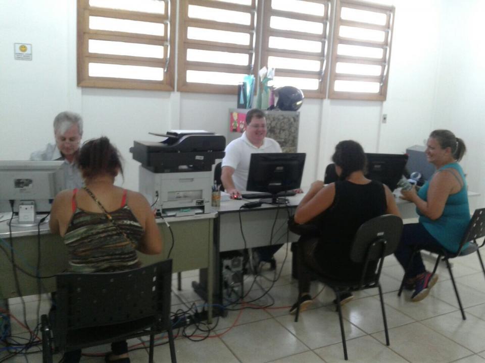 JARDIM SANTA RITA DE CÁSSIA TERÁ  NOVO MUTIRÃO DO REFIS NESTE SÁBADO