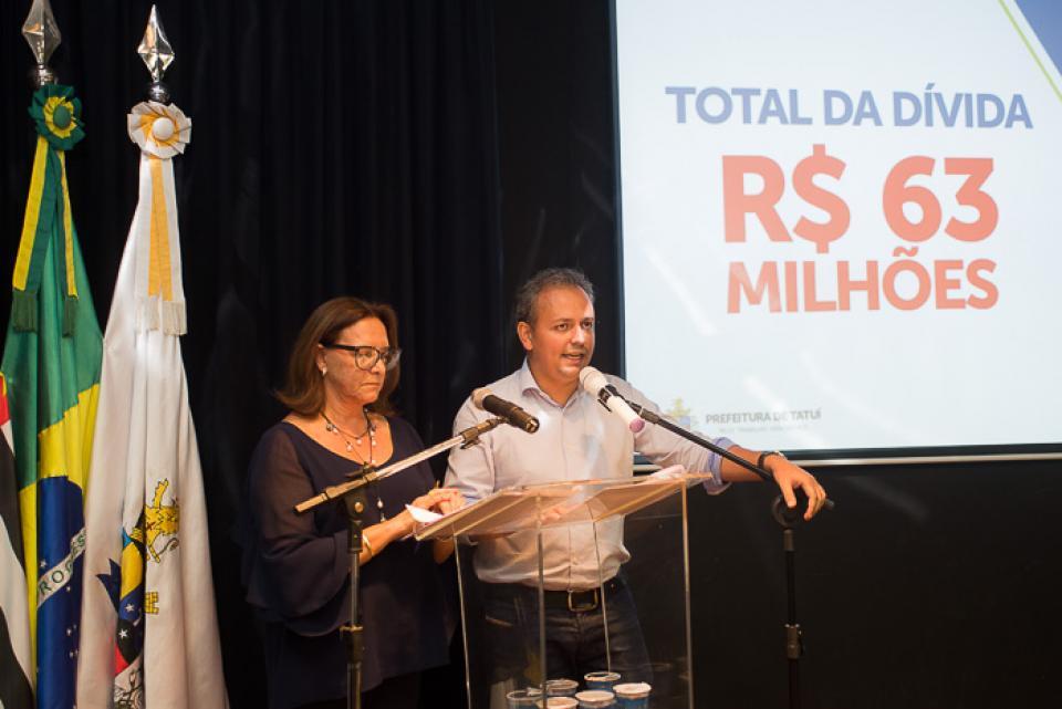 ADMINISTRAÇÃO FAZ BALANÇO DOS 100 DIAS  DE GOVERNO E PROJETA NOVAS AÇÕES