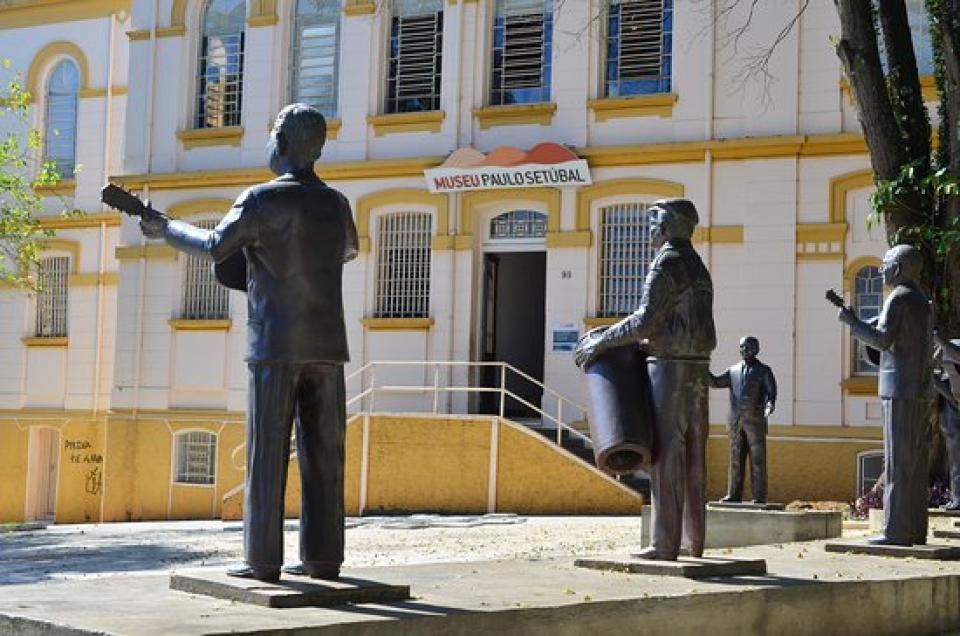 MUSEU PAULO SETÚBAL INTEGRA A PROGRAMAÇÃO  DA SEMANA NACIONAL DE MUSEUS