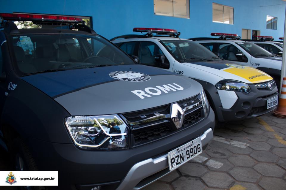 GUARDA CIVIL MUNICIPAL RECEBERÁ  NOVAS VIATURAS NESTE SÁBADO