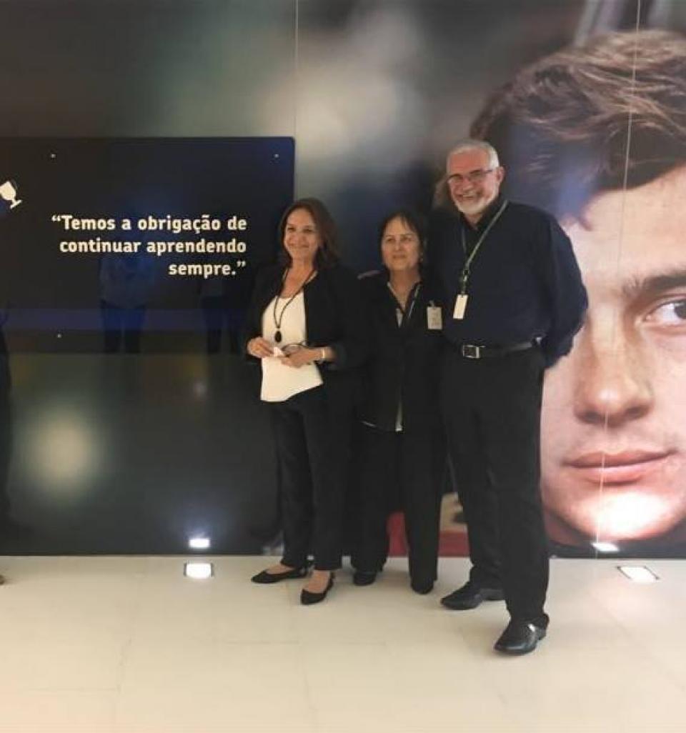 PREFEITURA DE TATUÍ E INSTITUTO AYRTON SENNA TERÃO PARCERIA NO SETOR DA EDUCAÇÃO