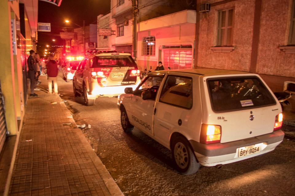 """AÇÃO INTEGRADA ENTRE OS ÓRGÃOS DE SEGURANÇA PROMOVE OPERAÇÃO """"ROLEZINHO"""" NO ÚLTIMO FIM DE SEMANA EM TATUÍ"""
