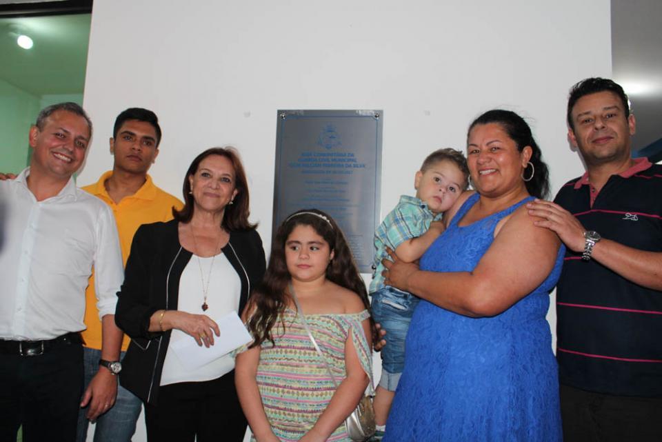 PREFEITURA INAUGURA NOVA BASE COMUNITÁRIA DA GUARDA CIVIL NO JARDIM MANTOVANI