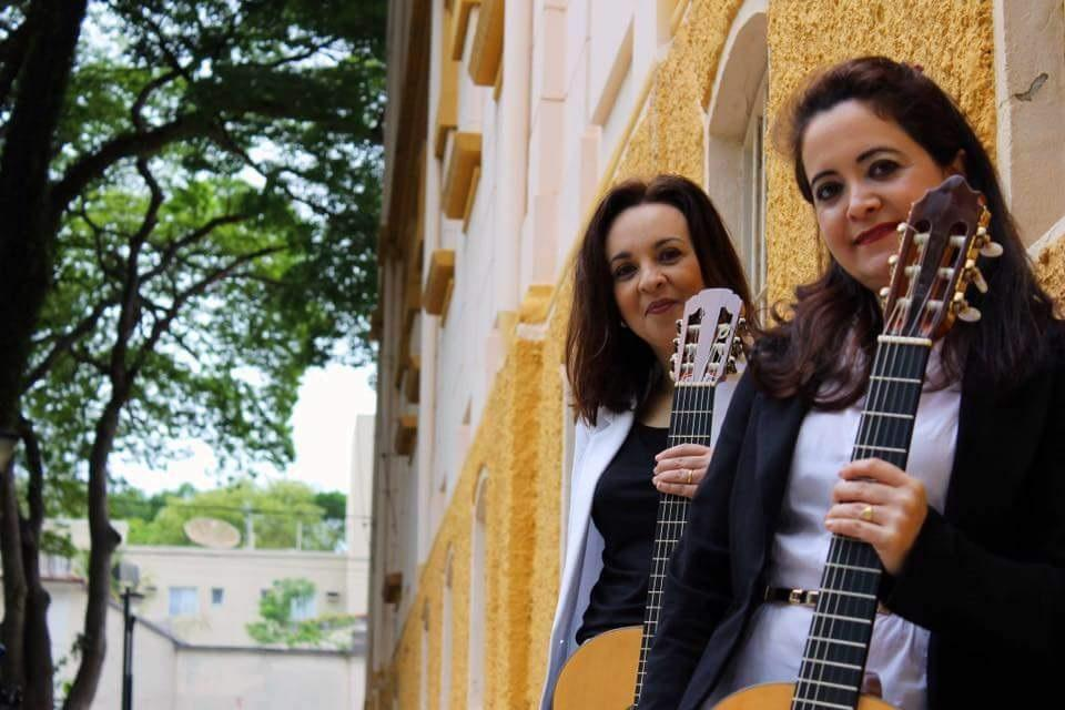 ANFITEATRO DO CEU DAS ARTES  TERÁ RECITAL DO DUO FAVORITI