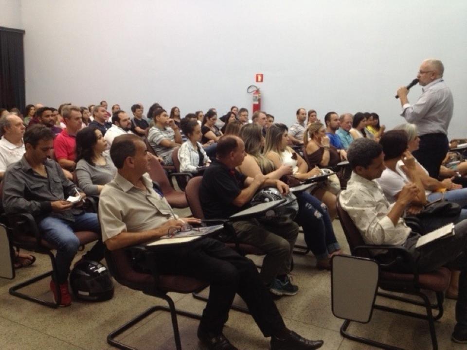 MAIS DE 140 PESSOAS PARTICIPAM DAS AÇÕES DO SEBRAE NOS MESES DE SETEMBRO E OUTUBRO