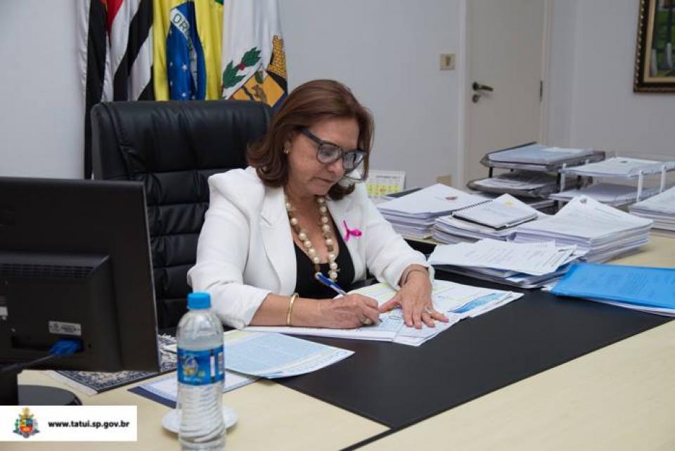 TATUÍ GANHA REFORÇO DE R$ 1,8 MILHÃO  PARA OBRAS DE INFRAESTRUTURA