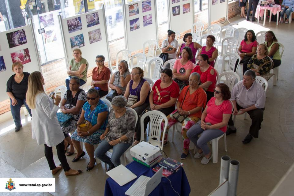NASF PROMOVE EVENTO RELATIVO AO DIA DO DIABETES PARA INTEGRANTES DO PROGRAMA HIPERDIA
