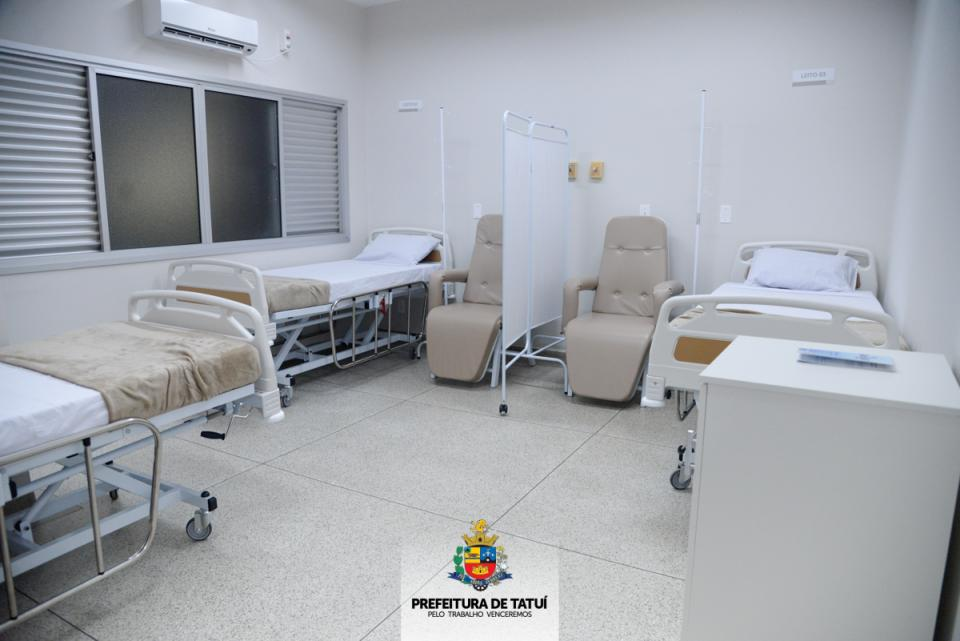 MAIS 11 QUARTOS REFORMADOS, DO PRIMEIRO ANDAR DA SANTA CASA, SÃO ENTREGUES