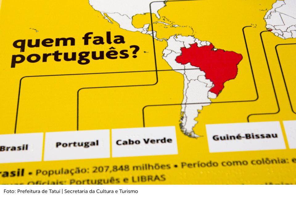 EXPOSIÇÃO ESTAÇÃO DA LÍNGUA PORTUGUESA ESTÁ EM SUAS ÚLTIMAS SEMANAS