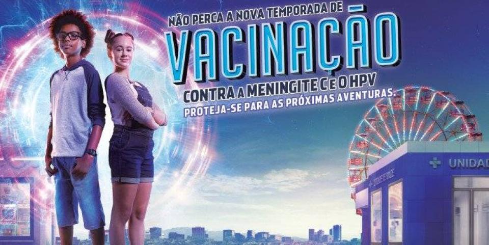 ESTÁ ABERTA A NOVA TEMPORADA DE VACINAÇÃO CONTRA A MENINGITE C E O HPV NAS UNIDADES BÁSICAS DE SAÚDE DE TATUÍ