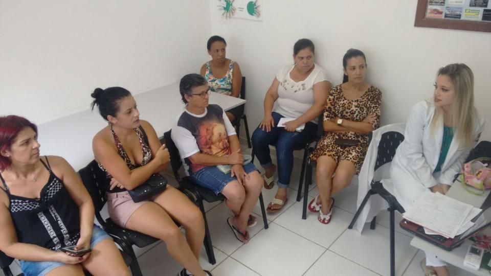 ESF DA VILA ANGÉLICA PROMOVE  MUTIRÃO DO PAPANICOLAU