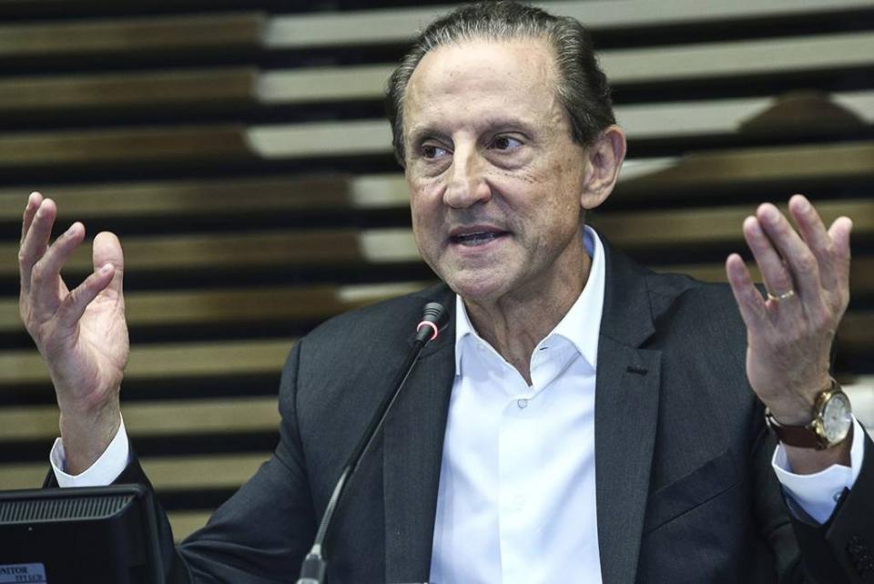 PRESIDENTE DA FIESP/SEBRAE INAUGURA AGÊNCIA  DO SEBRAE AQUI NESTA QUINTA