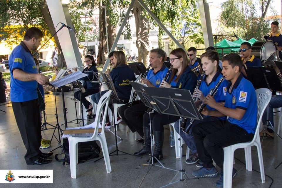 CORPORAÇÃO MUSICAL BANDEIRANTES PORTOFELICENSE   SERÁ A ATRAÇÃO DESTE SÁBADO NO