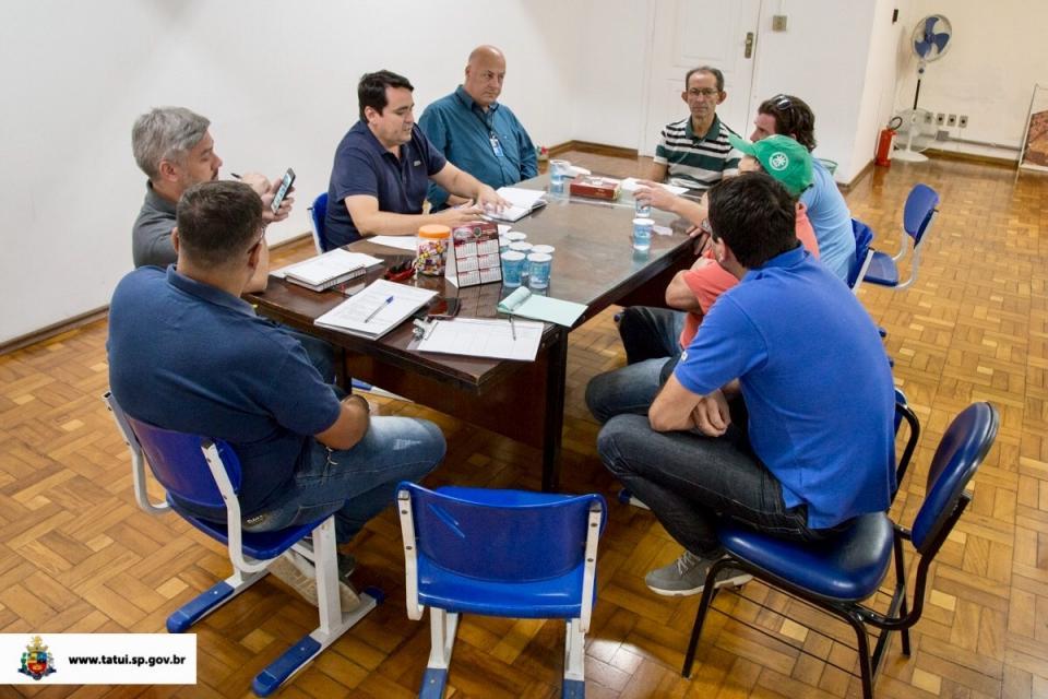 1º ENCONTRO MUNICIPAL DE TURISMO  DE TATUÍ ACONTECERÁ DIA 8 DE MAIO