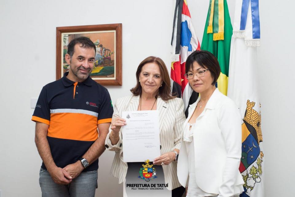 PREFEITA NOMEIA DIRETORA DO DEPARTAMENTO MUNICIPAL  DOS DIREITOS DA PESSOA COM DEFICIÊNCIA
