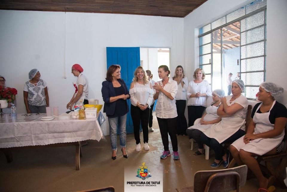 FUSSTAT LEVA AO DISTRITO DE AMERICANA CURSO DE PANIFICAÇÃO ARTESANAL