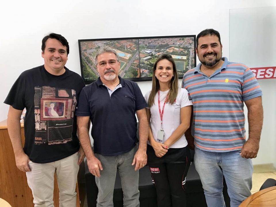 SESI IRÁ CEDER COMPLEXO ESPORTIVO PARA PARTIDAS DOS JOGOS REGIONAIS 2018