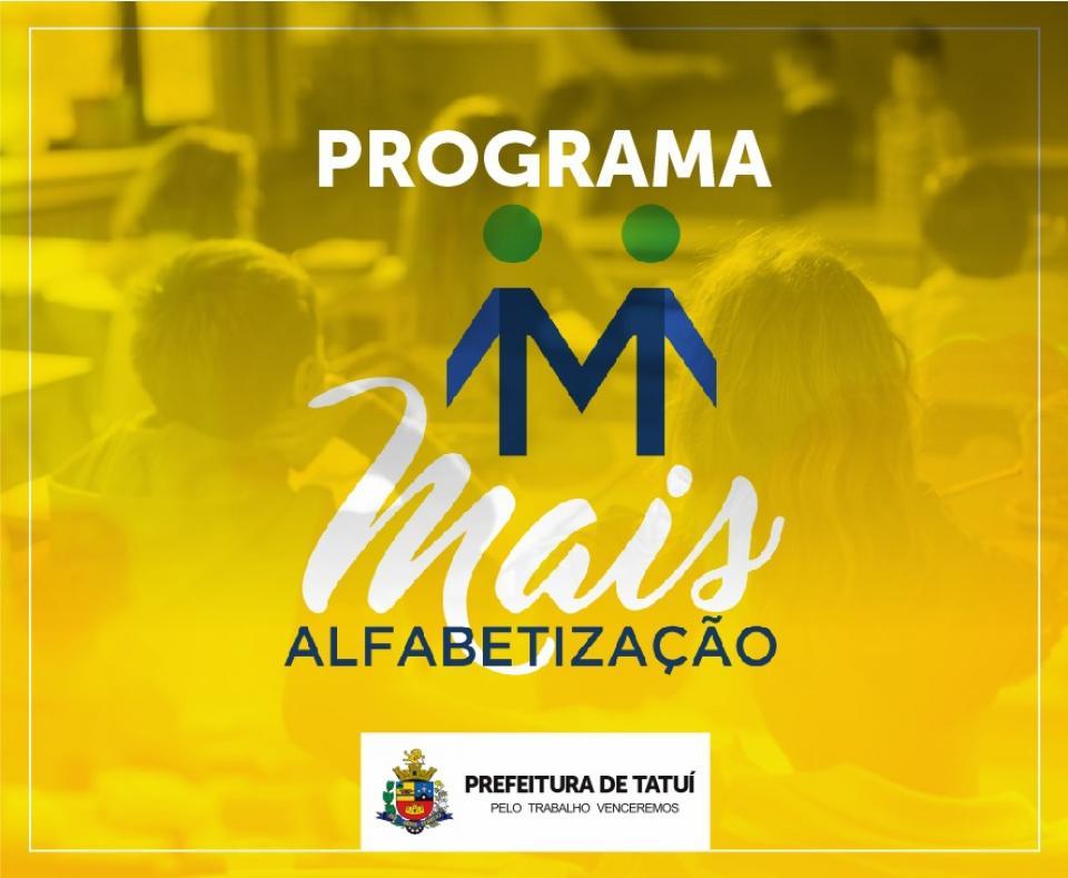 SECRETARIA DA EDUCAÇÃO ABRE INSCRIÇÕES PARA ASSISTENTES DE ALFABETIZAÇÃO