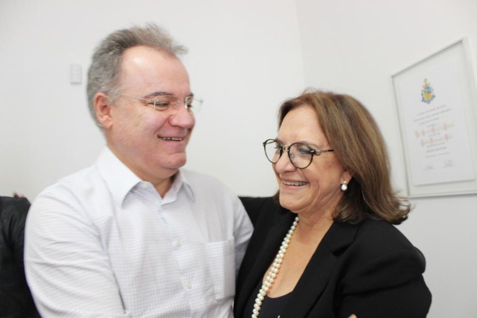 DEPUTADO FEDERAL SAMUEL MOREIRA  ANUNCIA R$ 900 MIL PARA INFRAESTRUTURA
