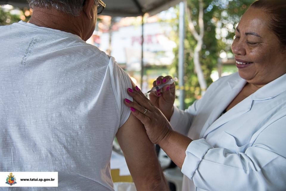 20ª CAMPANHA DE VACINAÇÃO CONTRA INFLUENZA É PRORROGADA ATÉ O DIA 15