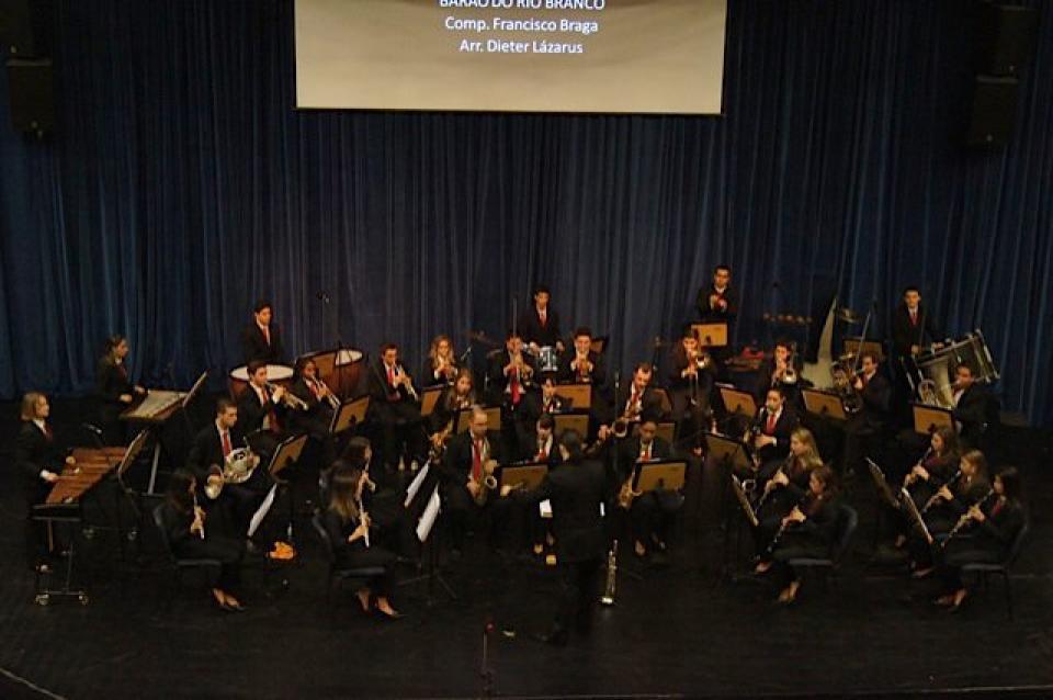 """CORPORAÇÃO MUSICAL UNIÃO CHARQUEADENSE É A PRÓXIMA ATRAÇÃO DO """"MÚSICA NA PRAÇA"""""""