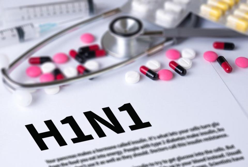 CONFIRMADOS DOIS CASOS  POSITIVOS DE H1N1 EM TATUÍ