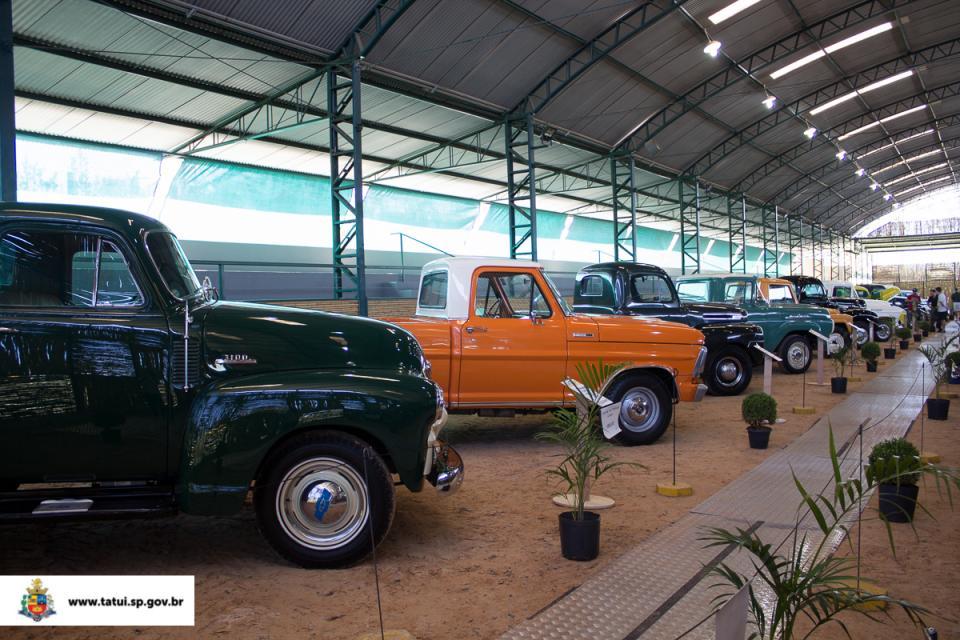 4º TATUÍ CLASSIC CAR FARÁ PARTE DA  PROGRAMAÇÃO DE ANIVERSÁRIO DE TATUÍ