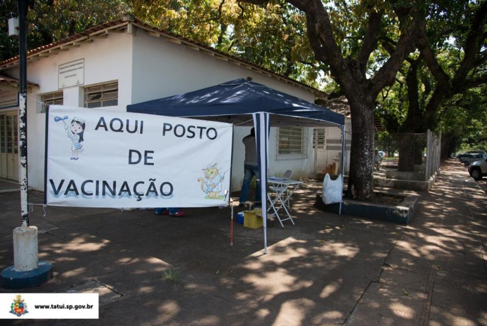 37ª CAMPANHA DE VACINAÇÃO ANTIRRÁBICA   PARA CÃES E GATOS SERÁ REALIZADA  NOS DOIS ÚLTIMOS SÁBADOS DE SETEMBRO