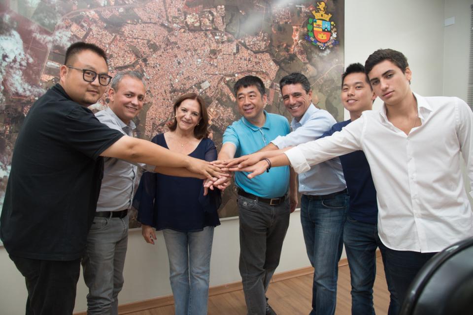 GRUPO INDUSTRIAL CHINÊS ANUNCIA CONSTRUÇÃO DE FÁBRICA EM TATUÍ