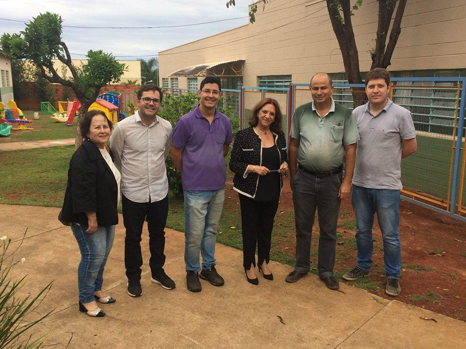 PREFEITURA COMEÇA A INSTALAR CÂMERAS DE MONITORAMENTO DAS UNIDADES ESCOLARES