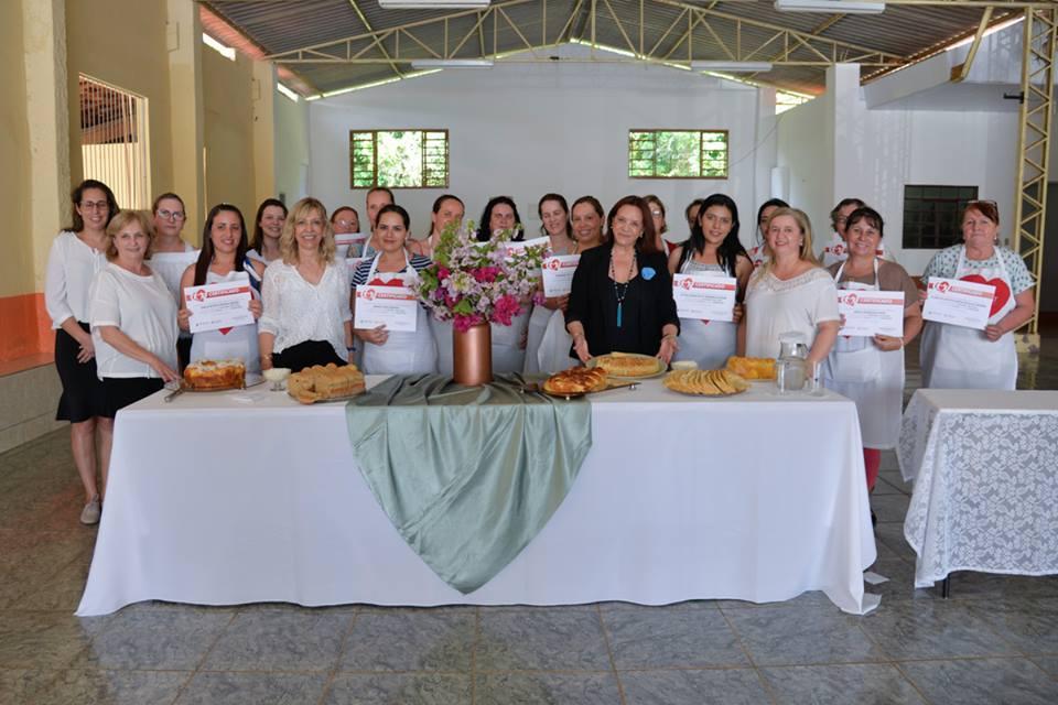 CURSO DE PANIFICAÇÃO ARTESANAL FORMA TURMA NO BAIRRO DOS MIRANDAS