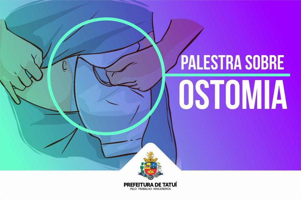 EQUIPE OSTOMIA COM ALEGRIA REALIZA  PALESTRA NA CÂMARA MUNICIPAL
