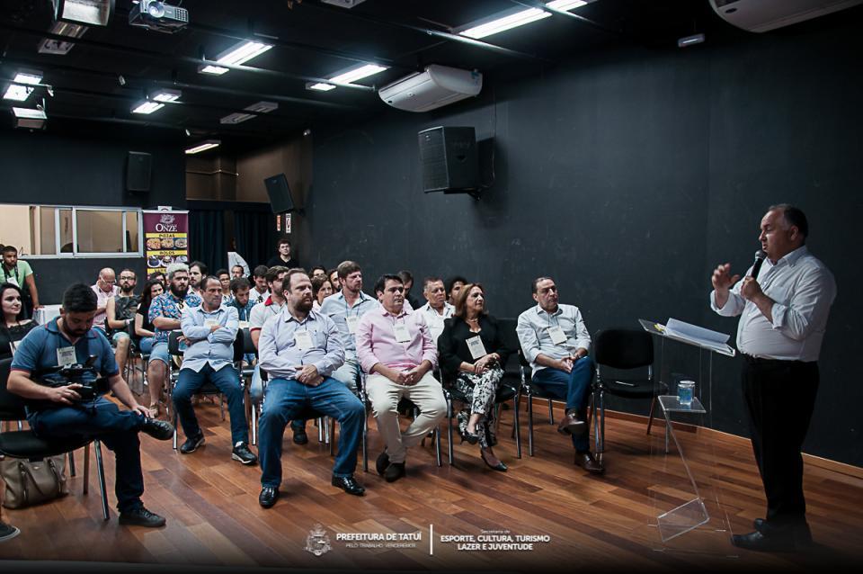 AGENDA CULTURAL DE 2019 EM TATUÍ É DEFINIDA NA 4ª CONFERÊNCIA MUNICIPAL DE CULTURA