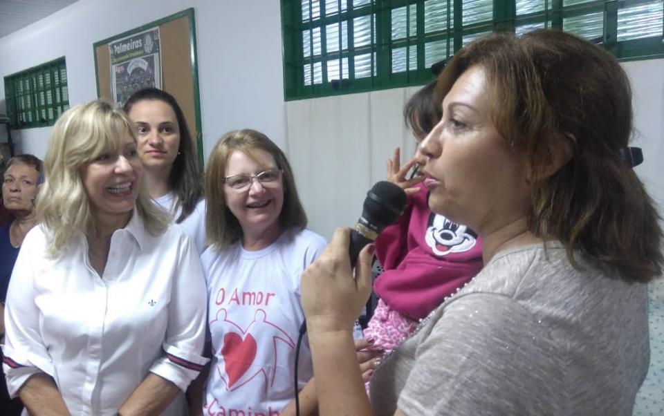 PROJETO ENVELHECER COM QUALIDADE  DE VIDA RETOMA AS ATIVIDADES