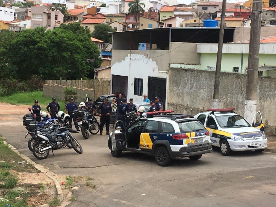 CARRO FURTADO NO CENTRO É RECUPERADO PELA GCM EM MENOS DE UMA HORA