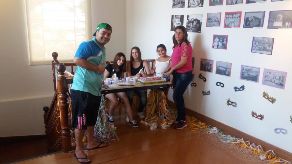 PROJETO EDUCATIVO DE CARNAVAL ACONTECE  NO MUSEU HISTÓRICO