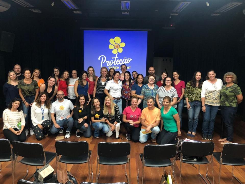 REPRESENTANTES DO GOVERNO E DA SOCIEDADE CIVIL SE REÚNEM PARA DEFINIR DETALHES DA CAMPANHA