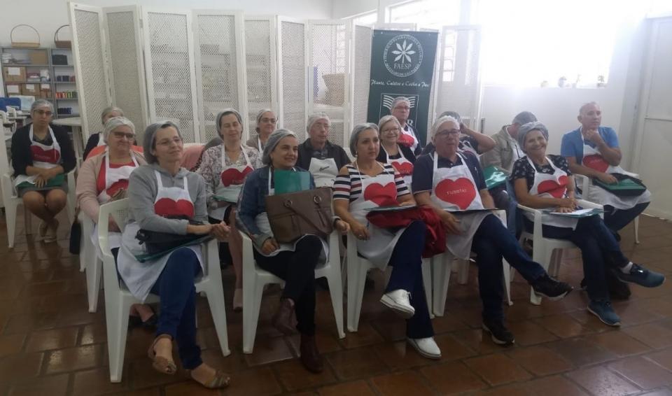 FUSSTAT E PARCEIROS REALIZAM CURSO