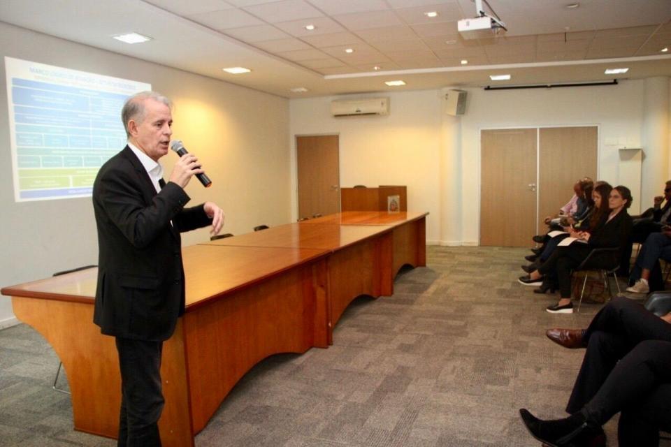 TATUÍ PARTICIPA DE ENCONTRO  DE INTERLOCUTORES DO PROGRAMA  DE REGIONALIZAÇÃO DO TURISMO  DO ESTADO DE SÃO PAULO