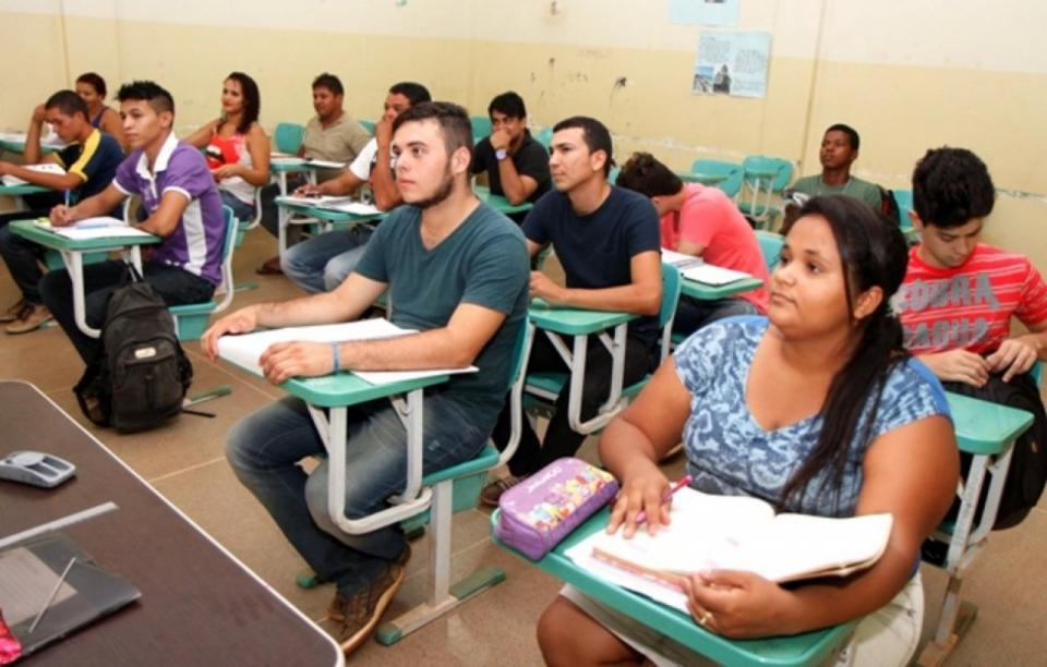 EMEF ALAN ALVES DE ARAÚJO TERÁ EDUCAÇÃO DE JOVENS E ADULTOS DO 6º AO 9º ANO DO ENSINO FUNDAMENTAL