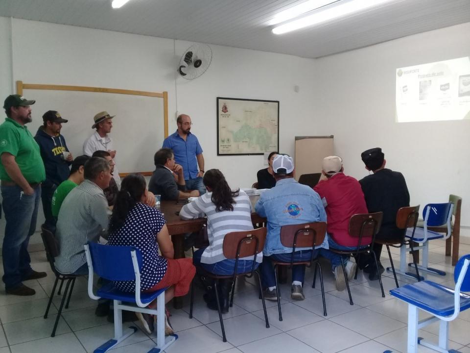 TATUÍ TERÁ GRUPO DE PRODUTORES RURAIS   COM SELO ORGÂNICO FORNECIDO PELA   ORGANIZAÇÃO INTERNACIONAL AGROPECUÁRIA