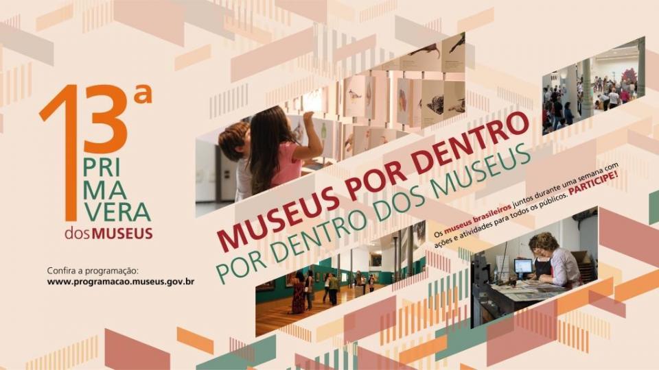 MUSEU PARTICIPA DA