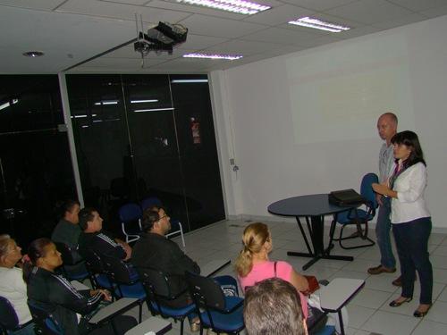 Técnicos do Sebrae e Uniso orientam desenvolvimento da Praça de Alimentação